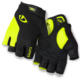 Giro Strade Dure Supergel Gloves Black/Highlight Yellow